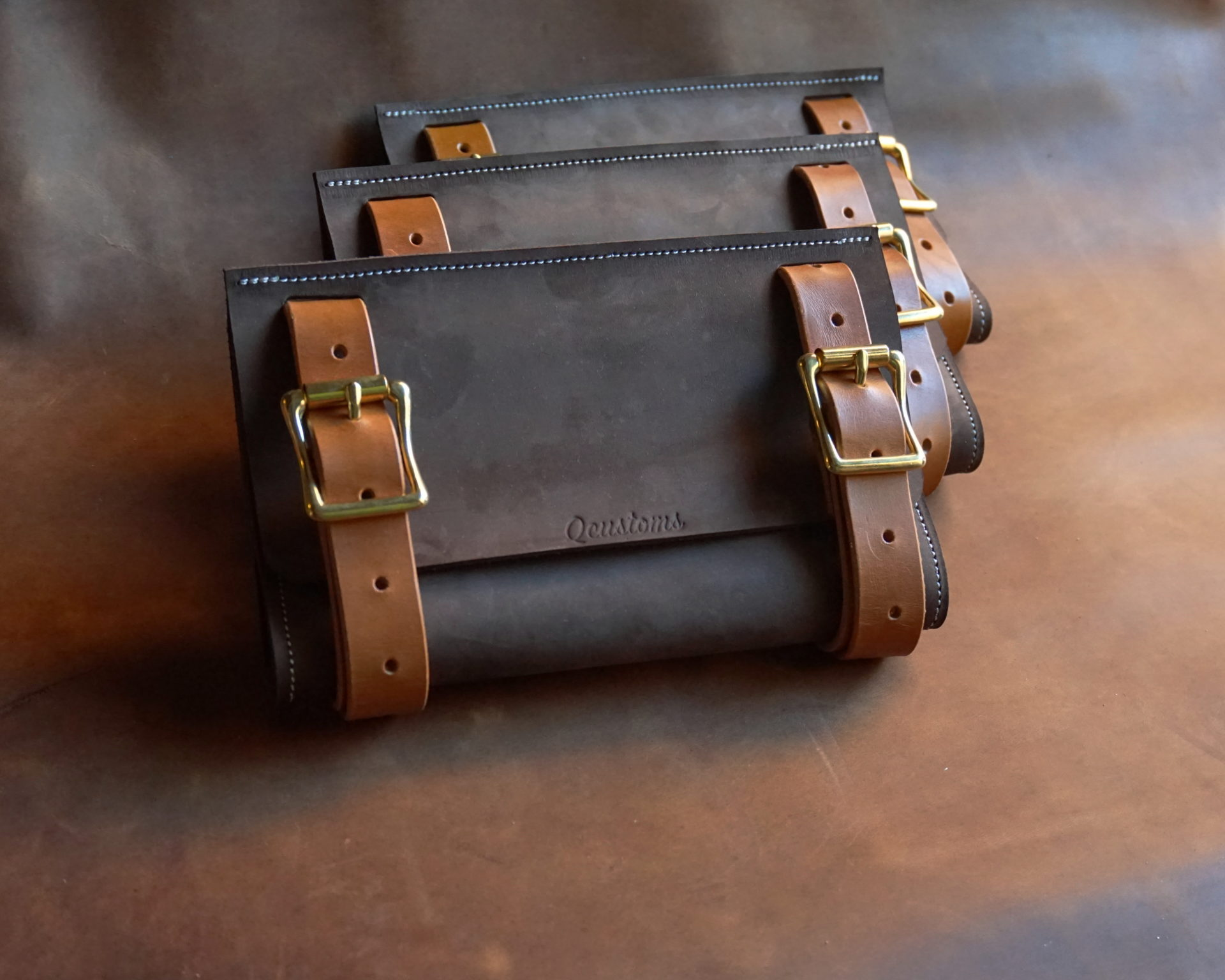 Newest design: frame attachable Tool bag